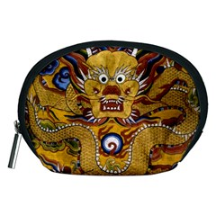 Chinese Dragon Pattern Accessory Pouches (medium)