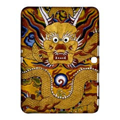 Chinese Dragon Pattern Samsung Galaxy Tab 4 (10 1 ) Hardshell Case