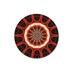 Circle Pattern Magnet 3  (round)