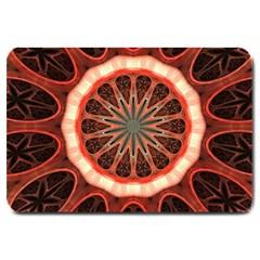 Circle Pattern Large Doormat
