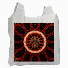 Circle Pattern Recycle Bag (One Side)