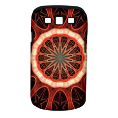 Circle Pattern Samsung Galaxy S Iii Classic Hardshell Case (pc+silicone)