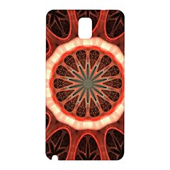 Circle Pattern Samsung Galaxy Note 3 N9005 Hardshell Back Case
