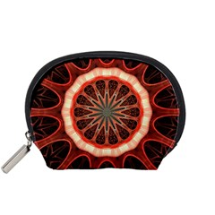 Circle Pattern Accessory Pouches (small)