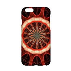 Circle Pattern Apple Iphone 6/6s Hardshell Case