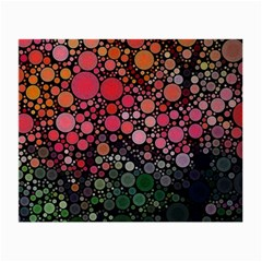 Circle Abstract Small Glasses Cloth