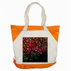 Circle Abstract Accent Tote Bag