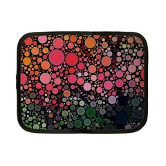 Circle Abstract Netbook Case (small)