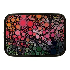 Circle Abstract Netbook Case (Medium)
