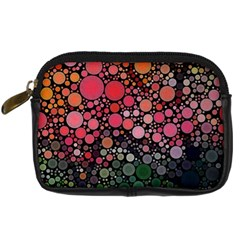 Circle Abstract Digital Camera Cases