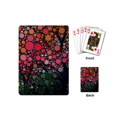 Circle Abstract Playing Cards (mini)