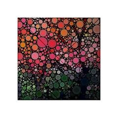 Circle Abstract Acrylic Tangram Puzzle (4  x 4 )