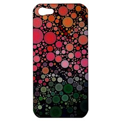 Circle Abstract Apple Iphone 5 Hardshell Case