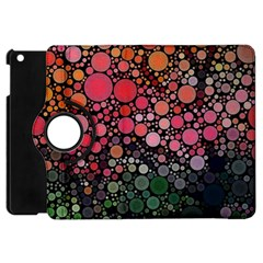 Circle Abstract Apple Ipad Mini Flip 360 Case