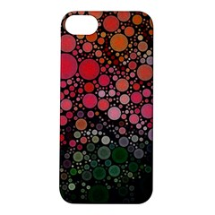 Circle Abstract Apple iPhone 5S/ SE Hardshell Case