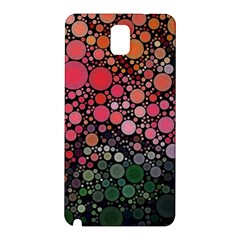 Circle Abstract Samsung Galaxy Note 3 N9005 Hardshell Back Case