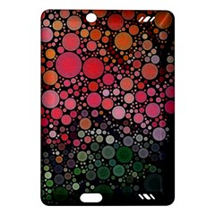 Circle Abstract Amazon Kindle Fire HD (2013) Hardshell Case