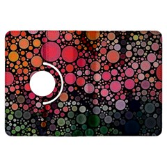 Circle Abstract Kindle Fire HDX Flip 360 Case