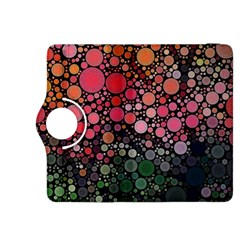 Circle Abstract Kindle Fire Hdx 8 9  Flip 360 Case