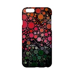 Circle Abstract Apple iPhone 6/6S Hardshell Case
