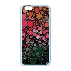 Circle Abstract Apple Seamless iPhone 6/6S Case (Color)