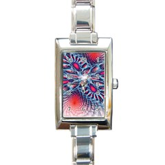Creative Abstract Rectangle Italian Charm Watch
