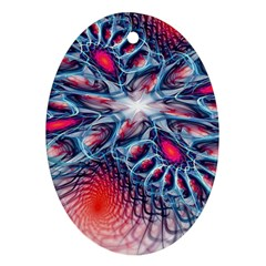 Creative Abstract Ornament (oval)