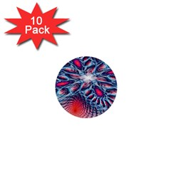 Creative Abstract 1  Mini Buttons (10 Pack)