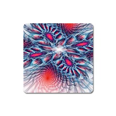 Creative Abstract Square Magnet