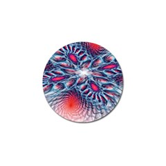Creative Abstract Golf Ball Marker (4 Pack)