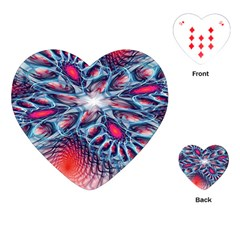 Creative Abstract Playing Cards (heart)