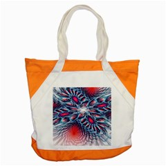 Creative Abstract Accent Tote Bag