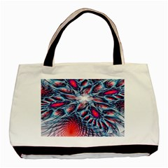 Creative Abstract Basic Tote Bag (two Sides)