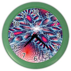 Creative Abstract Color Wall Clocks