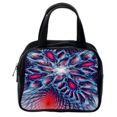 Creative Abstract Classic Handbags (One Side)