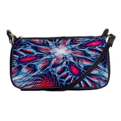 Creative Abstract Shoulder Clutch Bags