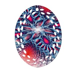 Creative Abstract Ornament (oval Filigree)