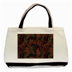 Digital Camouflage Basic Tote Bag (two Sides)