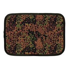 Digital Camouflage Netbook Case (medium)