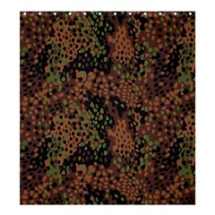 Digital Camouflage Shower Curtain 66  X 72  (large)