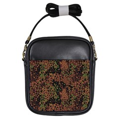 Digital Camouflage Girls Sling Bags