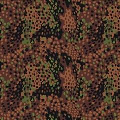 Digital Camouflage Magic Photo Cubes