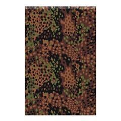 Digital Camouflage Shower Curtain 48  X 72  (small)