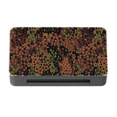 Digital Camouflage Memory Card Reader With Cf