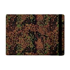 Digital Camouflage Apple Ipad Mini Flip Case