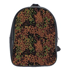 Digital Camouflage School Bags (XL)