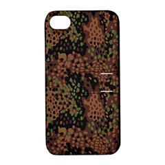 Digital Camouflage Apple iPhone 4/4S Hardshell Case with Stand