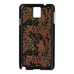 Digital Camouflage Samsung Galaxy Note 3 N9005 Case (black)