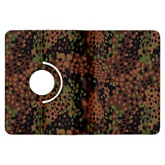 Digital Camouflage Kindle Fire HDX Flip 360 Case