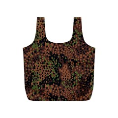 Digital Camouflage Full Print Recycle Bags (s)